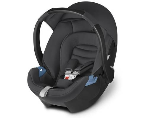 Автокресло CBX by Cybex Aton Basic Comfy Grey