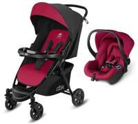 Коляска 2в1 CBX by Cybex Woya Travel System Crunchy Red