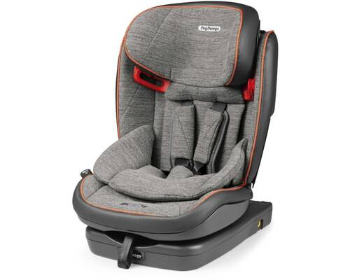 Автокресло Peg-Perego Viaggio 1-2-3 Via Wonder Grey
